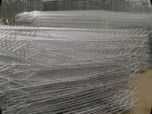 Pabrik Pagar Brc Harga Murah Tinggi 90cm Besi 6mm Galvanis Electroplating